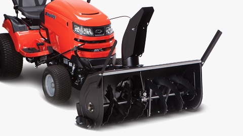 Simplicity Legacy Xl 4wd 3352 Sub Compact Tractor W Rear